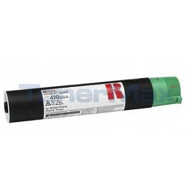 RICOH 4415 4418 TYPE 410 TONER BLACK